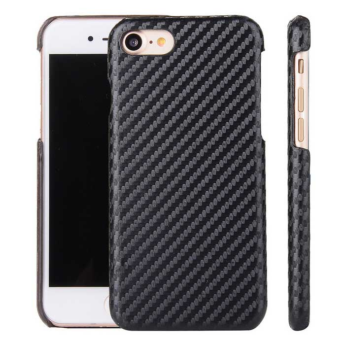 Protective PC Hard Back Case Cover for IPHONE 7 - Black - Free ... d84e9de9571
