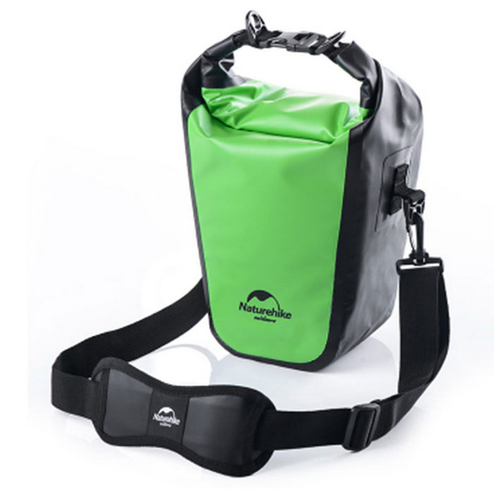 Buy NatureHike Waterproof Bag Rainproof Camera Bag - Green with Litecoins with Free Shipping on Gipsybee.com