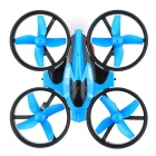 JJRC H36 2.4GHz 4CH 6 eje gyro RC quadcopter - azul + negro