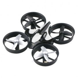 JJRC H36 2.4GHz 4CH 6 Axis Gyro RC Quadcopter - Gray