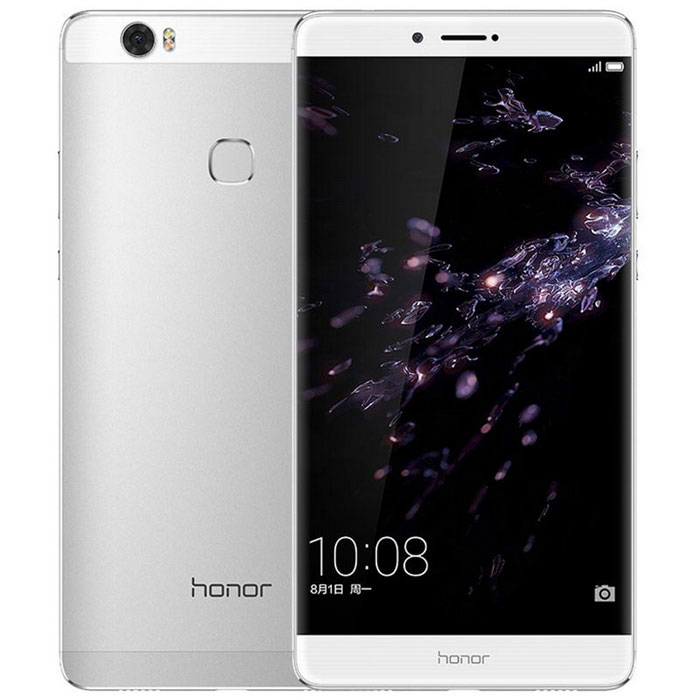 Honor NOTE 8 Octa-Core 6.6quot Phone w/ 4GB RAM, 32GB ROM - Silver