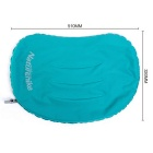 Naturehike Neck Protective Inflatable Pillow - Blue