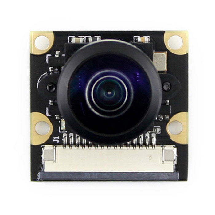 Waveshare-222-Degree-Fisheye-Lens-Wider-Field-of-View-Camera-Module