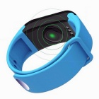 Maikou X7 Wristband Heart Health Monitor Device - Blue + Black