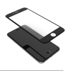 Screen Protector Full Cover 3D Tempered Glass for IPHONE 7 - Black