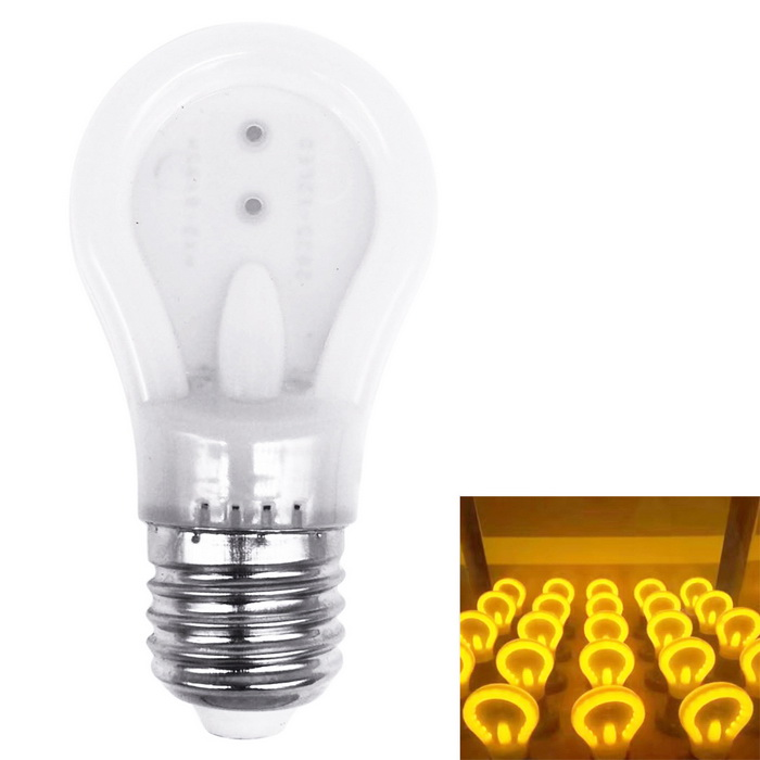 JRLED E27 9W LED Maislampe warmweiß 40 - SMD 2835 (ac 85 ~ 265V )
