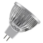 Youoklight MR16 4W dimmable 4-LED Scheinwerfer kaltes weißes Licht (6PCS)