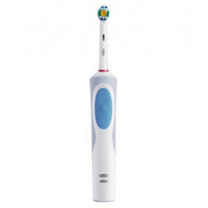 Oral B D12.513 3D Pro White electric toothbrushes - White and Blue