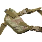 Tactical Military Left & Right Pistol Hand Gun DOUBLE Shoulder Holster