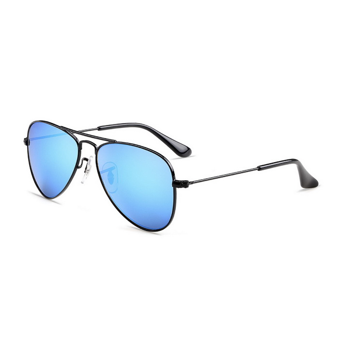 9506 Children's Polarized Sunglasses - Black + Blue REVO for sale in Bitcoin, Litecoin, Ethereum, Bitcoin Cash with the best price and Free Shipping on Gipsybee.com