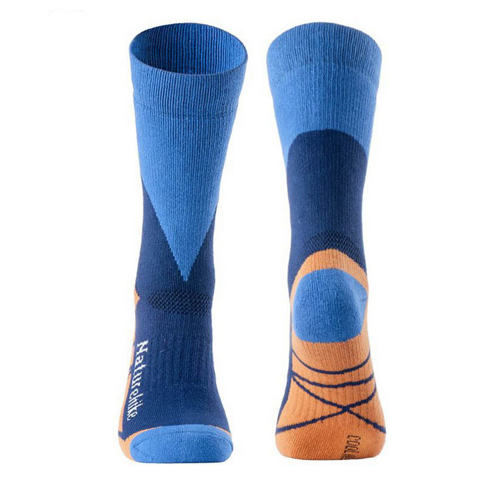 Buy NatureHike Hiking Climbing Skiing Outdoor Sport Sock - Light Blue with Litecoins with Free Shipping on Gipsybee.com