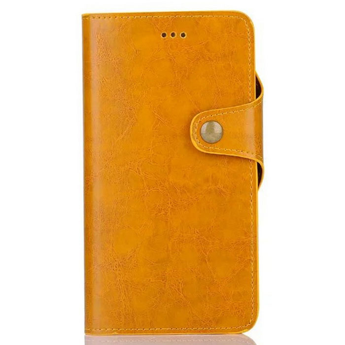 Leather Case w/ Stand/ Card Slots + PC case for IPHONE 7 Plus - KhakiLeather Cases<br>Form  ColorYellowish BrownQuantity1 DX.PCM.Model.AttributeModel.UnitMaterialPUCompatible ModelsiPhone 7 PLUSStyleFull Body Cases,Flip OpenDesignSolid Color,With Stand,Card SlotAuto Wake-up / SleepNoPacking List1 * Case<br>