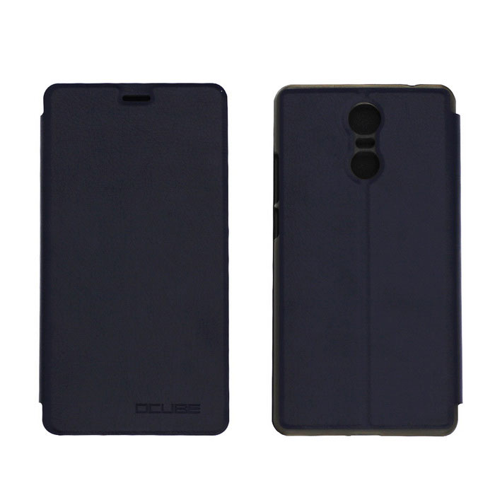 OCUBE PU Leather Case for Bluboo Maya MAX Mobile Phone