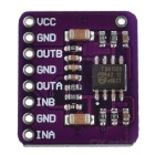 CJMCU-1308 TDA1308 Stereo Earphone Driver Module - Purple