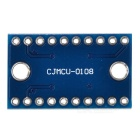 CJMCU TXS0108E 8 Channel Logic Level Bi-directional Converter - Blue