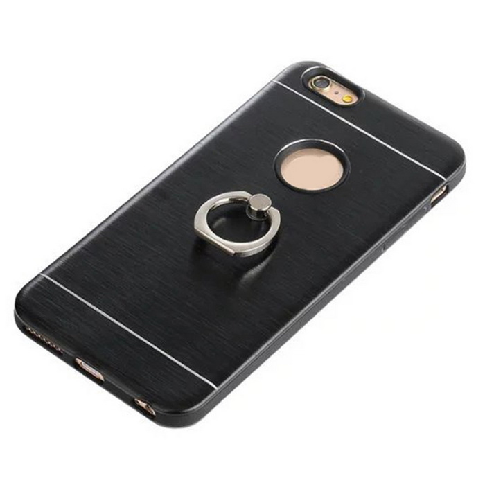 iphone ring case protective tpu ring holder for iphone 6 plus 6s 12243