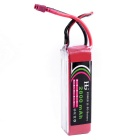 HJ 14.8V 2800mAh 35C T 116*34*37.6 Li-polymer Battery - Red