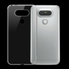 Ultra-Thin Protective TPU Back Case for LG G5 - Transparent