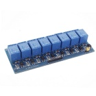 5V 8-Channel Relay Module with Optocoupler Isolation