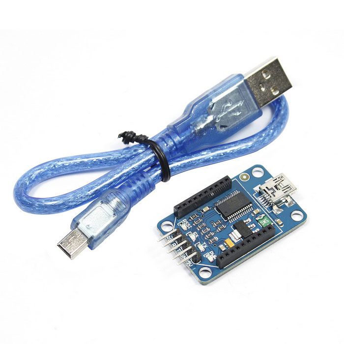 Mini Bluetooth Xbee FT232RL USB Til Seriell Adaptermodul