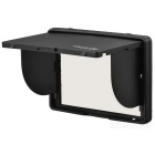 "JJC LCH-3.0B 3.0"" LED Screen Sunproof ABS Shade for Camera - Black"