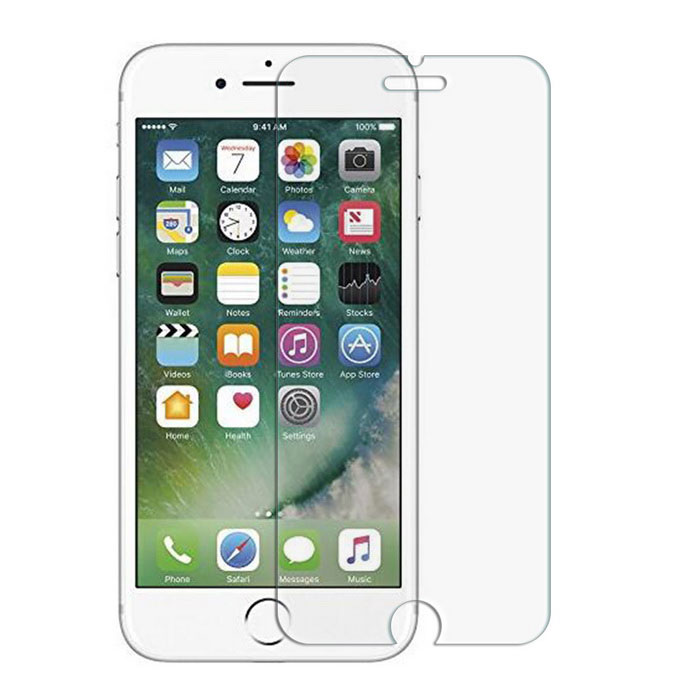 9H Screen Protector Tempered Glass Film for IPHONE 7 - Transparent