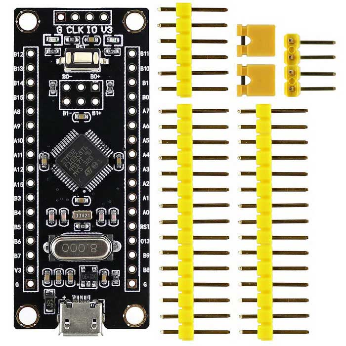 OPEN-SMART Cortex-M3 STM32F103C8T6 STM32 Development Board w/ SWD Port