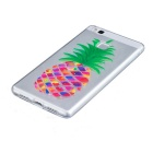 Pineapple Pattern TPU Protective Case for HUAWEI P9 Lite - Transparent