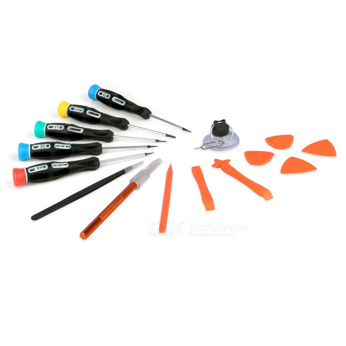 Buy Maintenance Tool Screwdriver Set for Smartphone, Tablet, Computer with Litecoins with Free Shipping on Gipsybee.com
