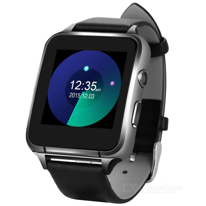 M88 Band Removable Smart Watch Support Max 64GB TF Card &amp; CameraSmart Watches<br>Form  ColorBlackModelM88Quantity1 DX.PCM.Model.AttributeModel.UnitMaterialStainless steel + siliconeShade Of ColorBlackCPU ProcessorMTK2502CScreen Size1.54 DX.PCM.Model.AttributeModel.UnitScreen Resolution240*240Touch Screen TypeCapacitive ScreenNetwork Type2GCellularGSMSIM Card TypeMicro SIMBluetooth VersionBluetooth V3.0,Bluetooth V4.0Operating SystemiOS,Android 5.0,Android 5.1,Android 6.0,Android 7.0Compatible OSAndroid &amp; IOS OSLanguageEnglish, French, Spanish, Jezyk Polski, Portuguese, Italian, German, Dutch, Turkish, RussianWristband Length27.5 DX.PCM.Model.AttributeModel.UnitWater-proofYesBattery ModeNon-removableBattery TypeLi-polymer batteryBattery Capacity320 DX.PCM.Model.AttributeModel.UnitStandby Time72 DX.PCM.Model.AttributeModel.UnitOther FeaturesFrequencyGSM850/900/1800/1900 Qual-band;<br>Touch Screen:3D Fully Lamination Capacitive Touch Screen;Packing List1 * Smart Watch1 * USB Cable (31cm)1 * English manual1 * Screwdriver1 * Extra Wristband (Random Color)<br>