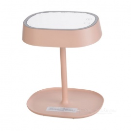 Fashion-LED-Make-up-Mirror-Desktop-Bed-Lamp-Pink