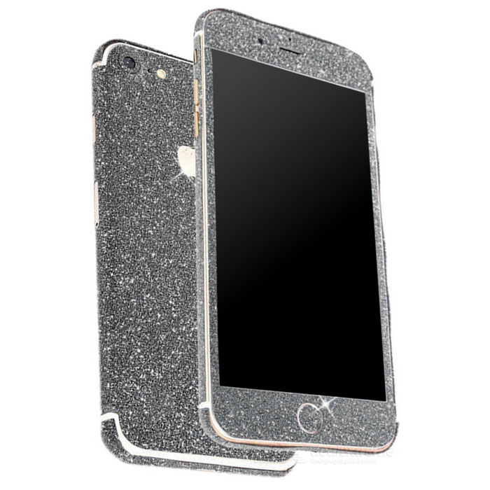Frosted Front and Back Protector Sticker for IPHONE 7