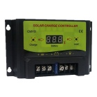 UEIUA CMYD 24V 10A Solar Charge Controller w/ LCD Display for System