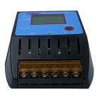 UEIUA CMK-2420 Solar Powered Charger Controller w/ LCD Display
