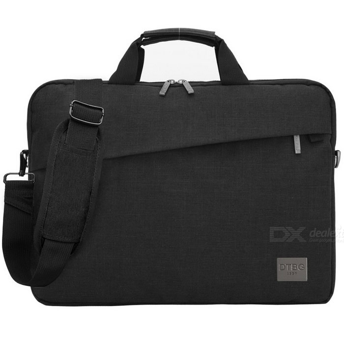 DTBG-D8193W-156-Inch-Water-Resistant-Laptop-Shoulder-Bag-black