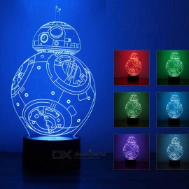 15W-3D-Stereo-Round-BB-8-LED-Touch-Night-Light-Color-changing-Lamp