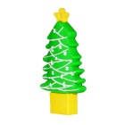 USB 3.0 Cartoon Christmas Tree Flash Drive 16GB - Green + Yellow