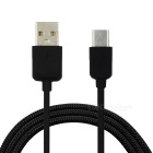 USB 3.1 Type C to USB 2.0 Charging Cable - Black (100cm)