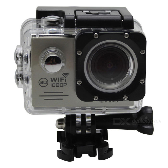 SJ7000 High Definition 1080P Wi-Fi Diving Aerial Sports DV Camera