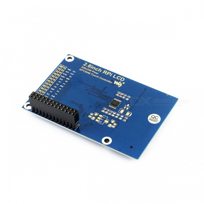 Waveshare-320-*-240-28-Resistive-Touch-Screen-TFT-LCD-Board-Blue