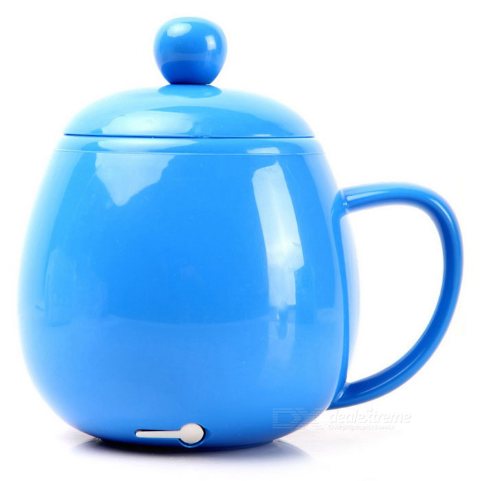 USB Powered Tea Coffee Cup - Blue (150ML)Cups &amp; Bottles<br>Form  ColorBlueMaterialABS + Stainless steelQuantity1 DX.PCM.Model.AttributeModel.UnitCapacity150mlDiameter6.5 DX.PCM.Model.AttributeModel.UnitHeight15 DX.PCM.Model.AttributeModel.UnitPacking List1 * USB Coffee Cup 1 * USB Power Cable (1m)1 * English instruction<br>