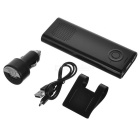 Wireless Bluetooth Hansfree Call + MP3 Audio Player + Car Charger Kit