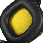 OVLENG MX222 Auricular inalámbrico Bluetooth Subwoofer - Negro + Amarillo