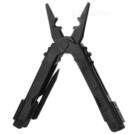 Outdoor-13-in-1-Locking-Multi-tool-with-Knife-Plier-Black