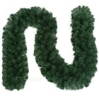 27-Meters-PVC-Rattan-for-Christmas-Decoration-Bar-Mall-KTV-Green