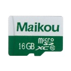 Maikou Class10 2 in 1 16GB Mikro-SD / TF-Karte + Adapter