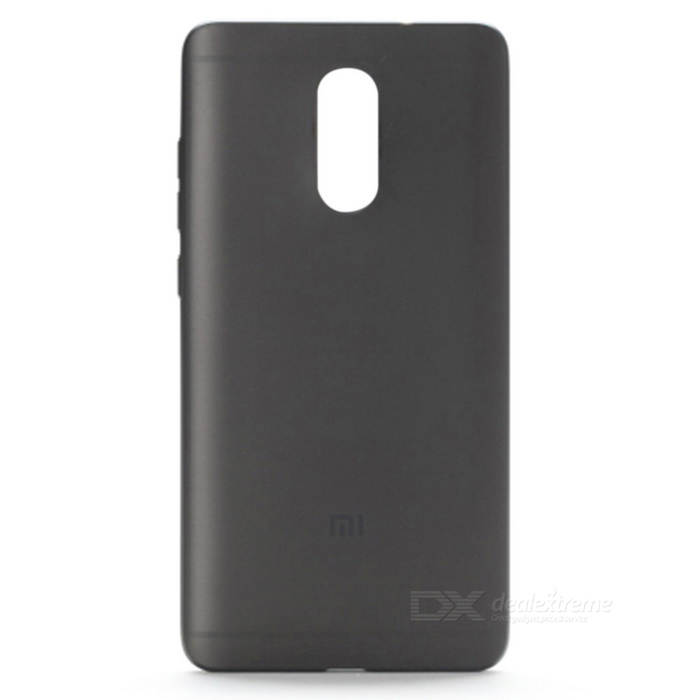 Original Xiaomi Soft Case for Xiaomi Redmi Pro - Transluent BlackPlastic Cases<br>Form  ColorTransluent BlackModelTransluent BlackMaterialPP + PUQuantity1 DX.PCM.Model.AttributeModel.UnitShade Of ColorBlackCompatible ModelsXiaomi Redmi ProFeaturesAnti-slip,Dust-proof,Shock-proof,Abrasion resistance,Easy-to-removePacking List1 * Protective case<br>