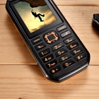 "VKWORLD V3 PLUS 2.4"" GSM Dual SIM Phone w/ 32MB RAM, 32MB ROM - Orange"