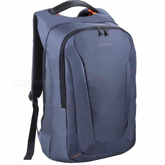 DTBG-D8205W-156-Laptop-Storage-Backpack-w-USB-20-Port-Dark-Blue