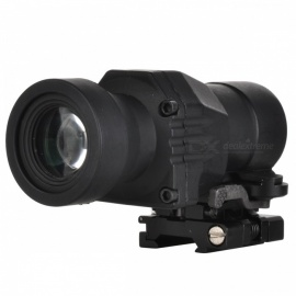301-Tactical-3x-Flip-to-Side-Barlow-Lens-for-20mm-Telescope-Black